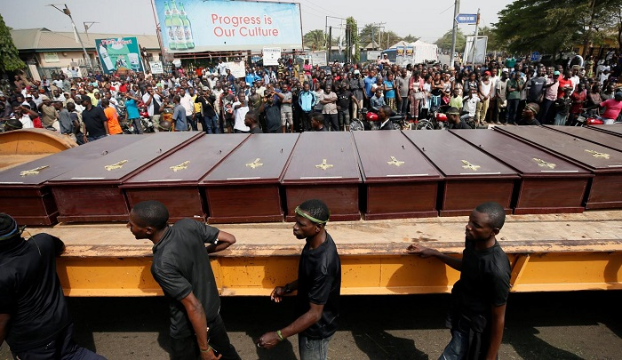 Nigeria: Muslims murder 1,470 Christians between January and April 2021