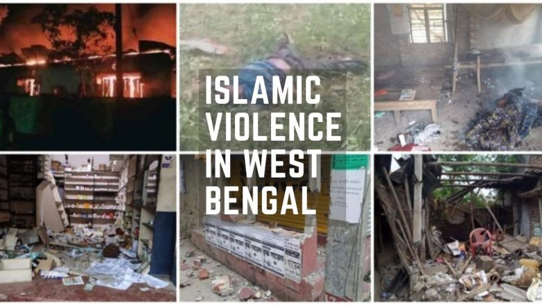 India: Muslims Slaughter Hindus, Mass-Rape Hindu Women After Muslim-Pandering Political Party's Electoral Victory