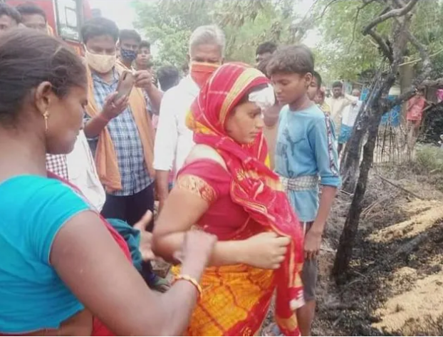 Bihar: Mob attacked dalit community in Majhua village one died and 25 injured